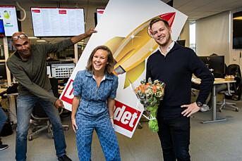 Nicolai Eriksen er ny avdelingsleder for Børsen i Dagbladet