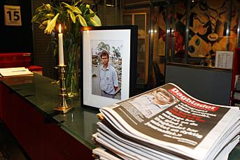 Mannen som er dømt for drapet på journalist Carsten Thomassen trolig løslat