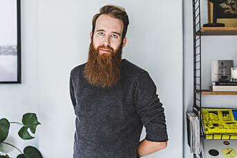 Krister Sørbø er ansatt som ny fotojournalist i Forsvarets forum