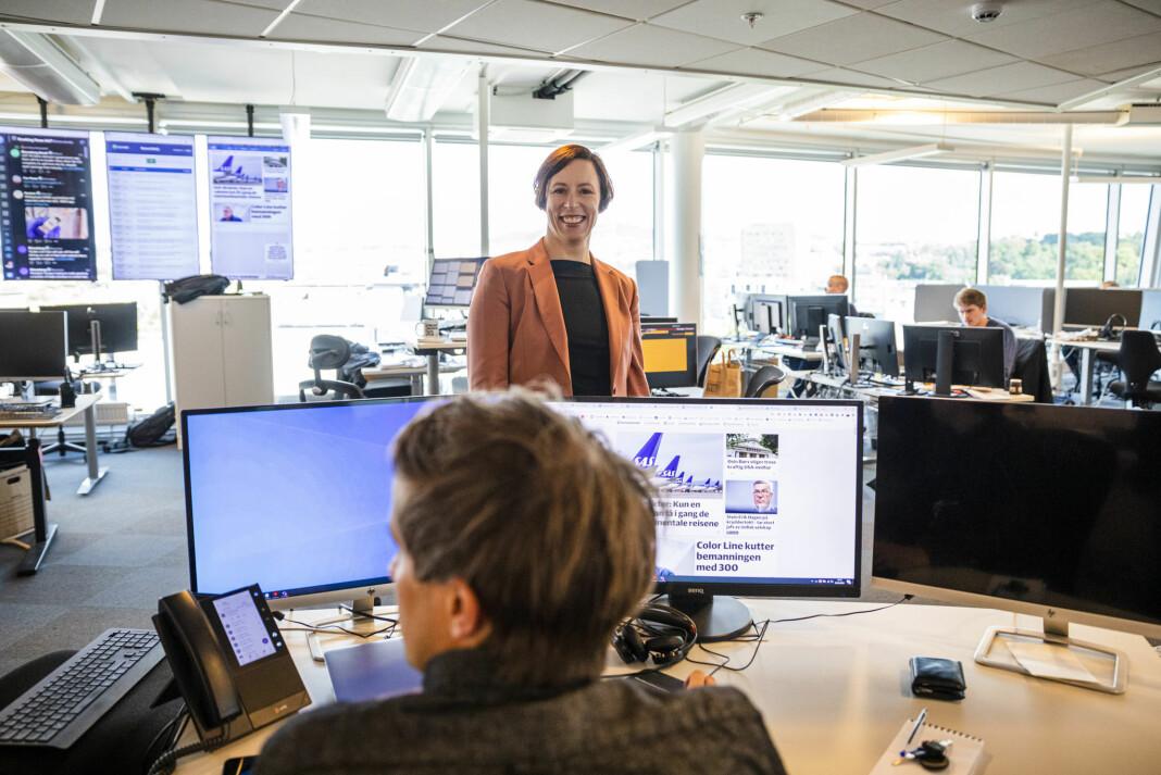 Ingeborg Volan er DNs redaktør for publisering og visuell journalistikk.