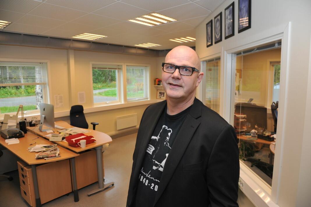 Gjermund Nilssen går fra Nye Troms til Folkebladet.