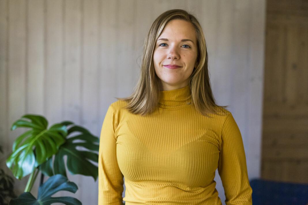 – Det blir fint å få kontakt med folk utafor «mediebobla» som vi lever i, sier Kristine Lindebø om å slutte i Journalisten.