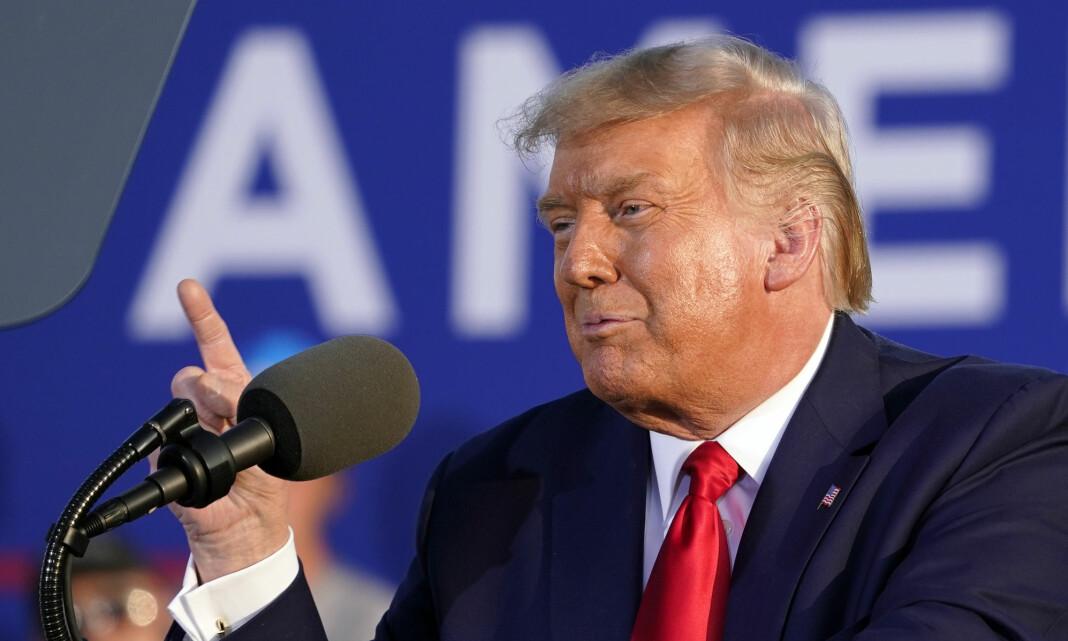 Trump: Ingen Tiktok-avtale uten «full kontroll»