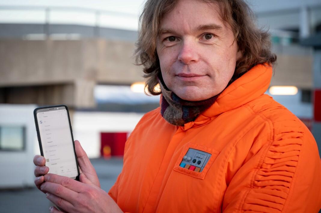 Avisene mener tydeligvis at elendige bilder tatt med iPhone er bra nok på trykk og på nett, påpeker Hogne Bø Pettersen.