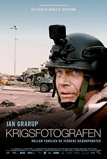 Krigsfotografen var den mest sette dokumentarfilmen i Danmark i fjor.