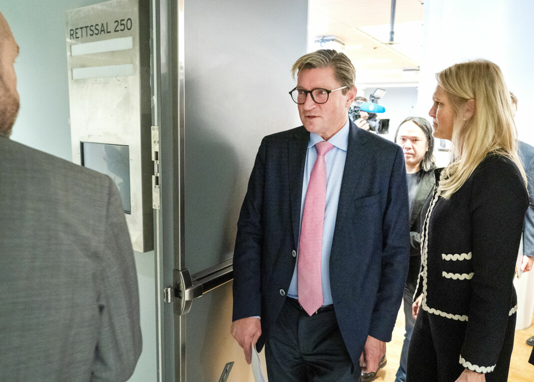 Stortingsrepresentant Christian Tybring-Gjedde (Frp) og hans ektefelle Ingvil Smines Tybring-Gjedde (Frp), tidligere beredskapsminister, har begge to vitnet i trussel-saken onsdag.