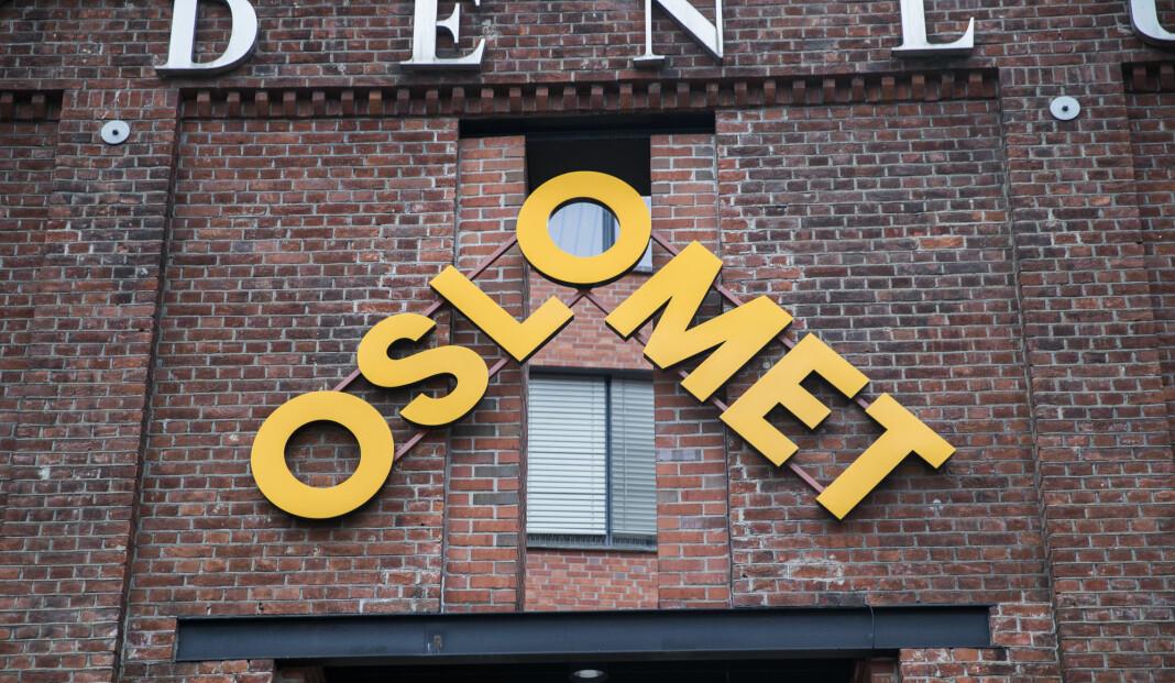 5 av 70 plasser på journalistutdanninga på Oslo Met er forbeholdt søkere med minoritetsbakgrunn.
