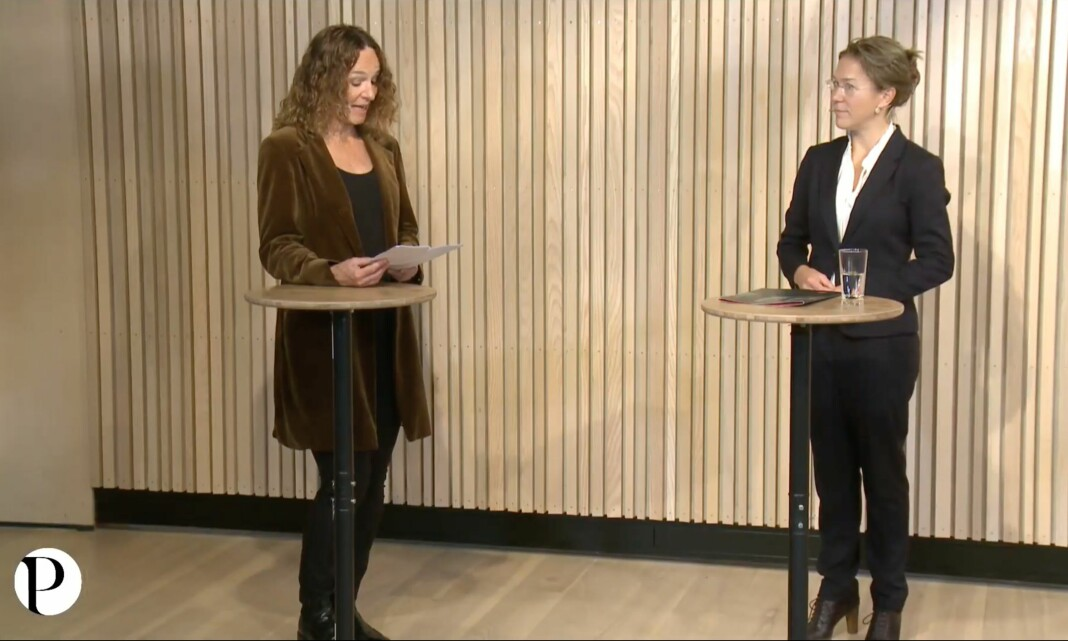 Camilla Stoltenberg får Flaviusprisen