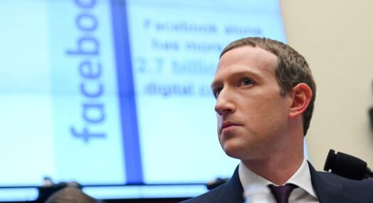 Facebooks overdommere på plass i oktober