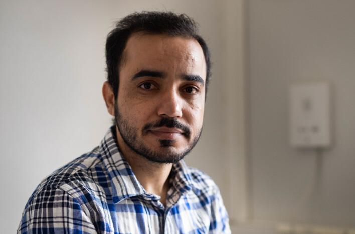 Kiyya Baloch mener pakistanske myndigheter ikke bør bruke skattepenger på å overvåke ham.