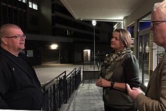 Kom til enighet i 49. time: NRKJ-lederen trodde det gikk mot brudd