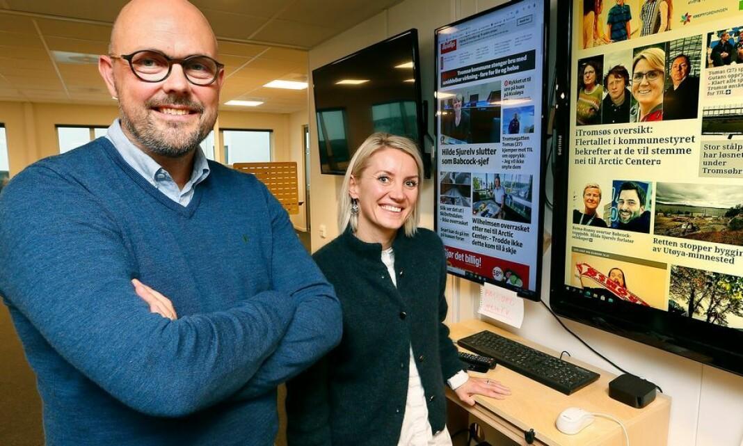 Trond Haakensen blir iTromsø-redaktør
