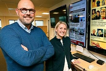 Deler jobben i to: iTromsø får nå to toppledere