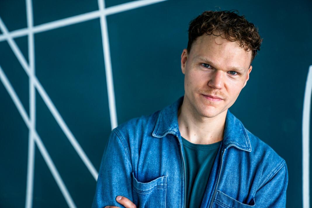 Martin Holvik, NJs midlertidig-kontakt i Dokumentar- og samfunnavdelinga i NRK, var nylig midlertidig i NRK selv. – Jeg er glad for at dette nå står svart på hvitt, sier han om den nye avtalen.