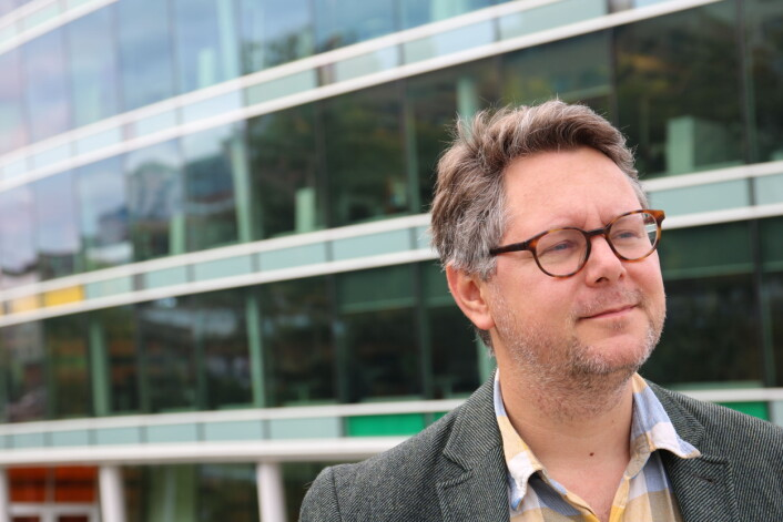 Halvt britiske Robin Wigglesworth har vært tilknyttet Financial Times siden 2008. I dag jobber han som global finansmedarbeider fra Oslo.