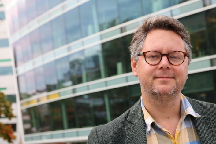 Den norske Financial Times-journalisten om hvordan han først fikk jobben: – Griseflaks