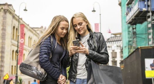 Tror foreldre blir overrasket over at såpass mange barn leser nyheter i sosiale medier