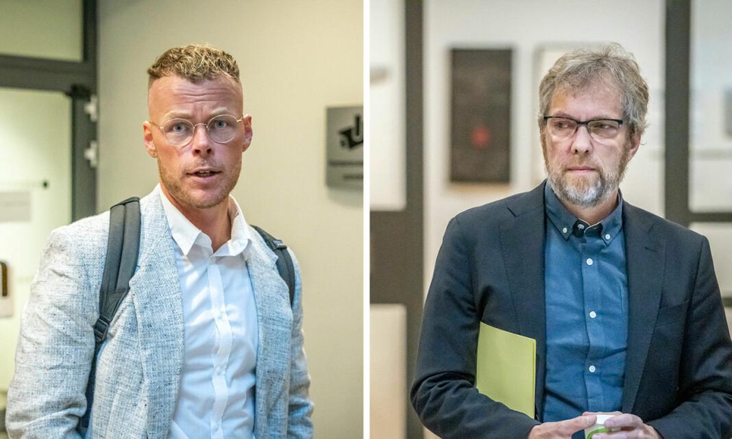 Journalister viste til kildevernet - forsvarer vil be retten tvinge dem til å forklare seg
