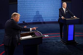 Debattreglene endres i USA