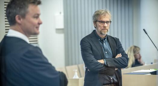 Aktor støtter krav om utlevering fra mediene: Nå skal redaktører forsvare kildevernet i retten