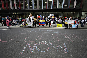 Assange får svar på om han blir utlevert til USA på nyåret
