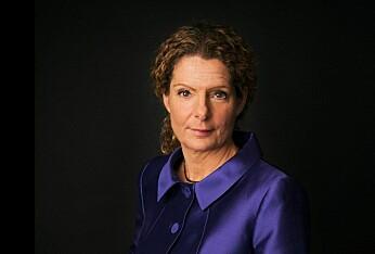 Administrerende direktør i Sveriges Radio, Cilla Benkö.
