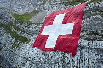 Sveits felt for brudd på kildevernet