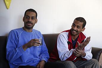 To IS-medlemmer i retten for flere journalistdrap