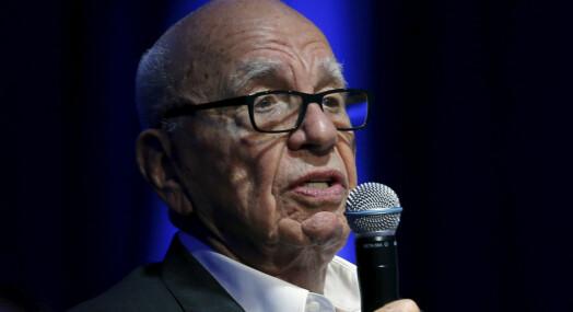 Kampanje mot Murdochs medie-dominans i Australia