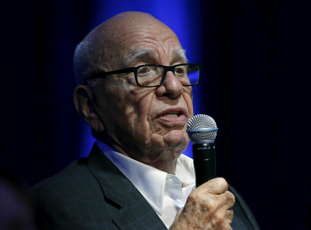 Tidligere statsminister Kevin Rudd har stilt seg i spissen for kampanjen mot Rupert Murdochs medier.