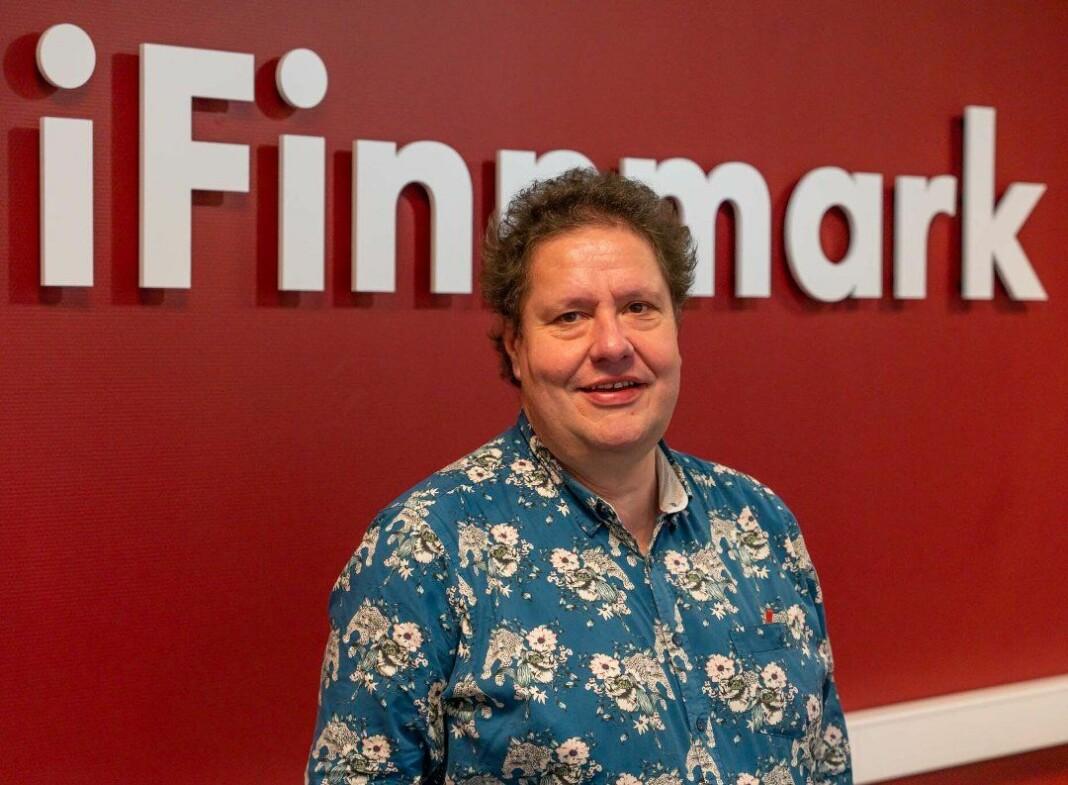 Nyhetsredaktør Tor Kjetil Kristoffersen forlater på nyåret Finnmark for å tilbringe seks måneder i Oxford.