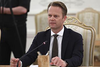 Danmark og Sverige tar NRK-dokumentar opp til FN-komité
