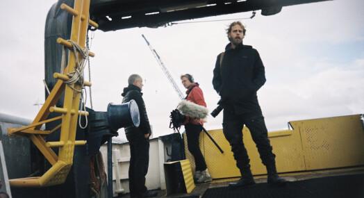 Discovery støtter journalistene bak dykkene i Estonia