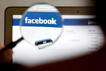 Facebook utestenger politisk parti for feilinformasjon om covid-19