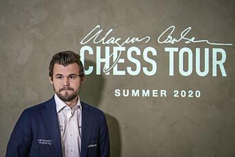 NRK og TV 2 deler på å sende Carlsens nye sjakktour