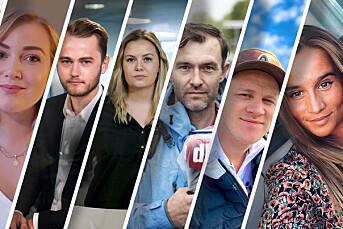 Syv får fast jobb i Dagbladet TV