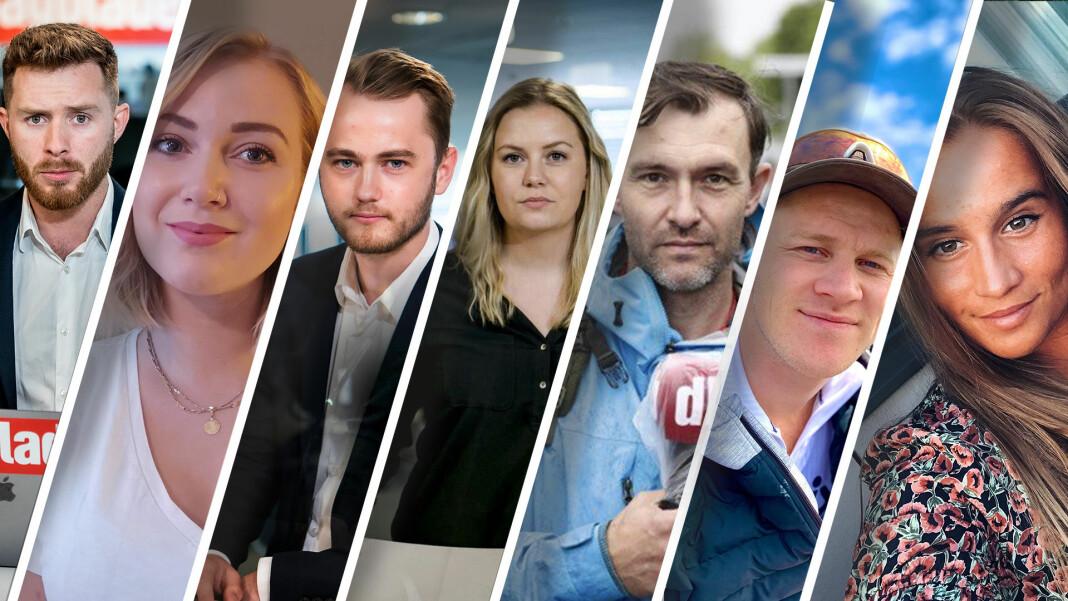 Dagbladet TV forteller at aldri før har så mange blitt ansatt på en og samme gang hos dem.