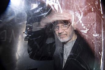 Julian Assange blir ikke løslatt mot kausjon