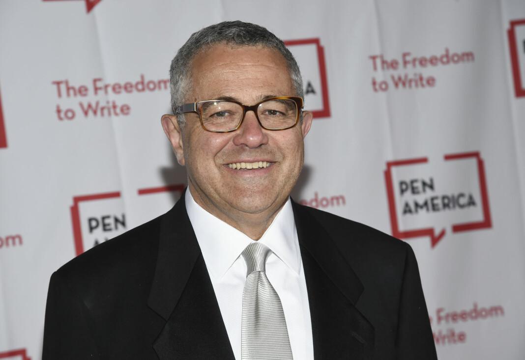New Yorker- og CNN-profil Jeffrey Toobin.