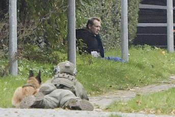 Stor politiaksjon etter at drapsdømte Peter Madsen rømte fra fengselet