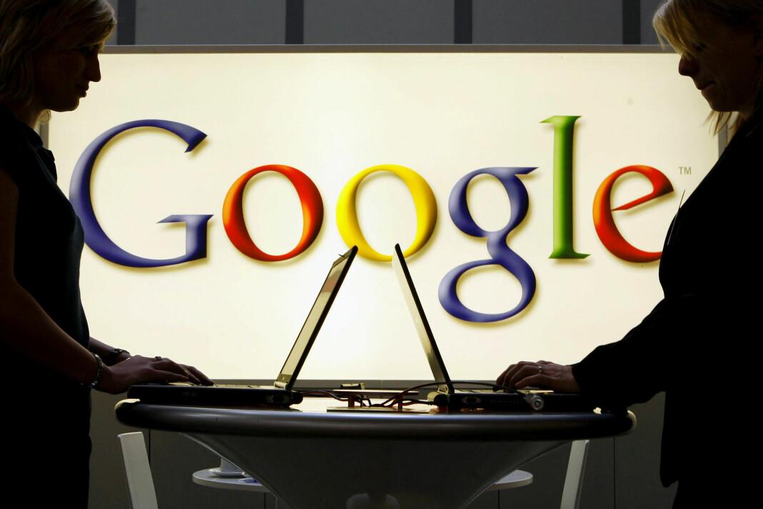 Google ble tirsdag saksøkt av det amerikanske justisdepartementet og 11 delstater.