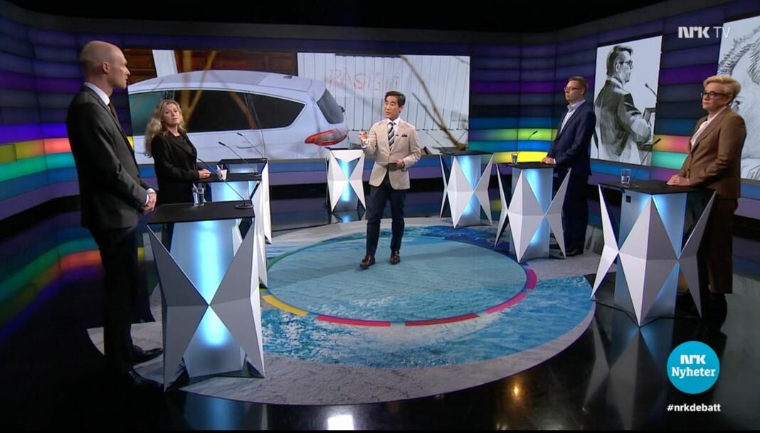 Kringkastingsrådet skal torsdag diskutere om det var riktig å ha Bertheussen-saken som eget tema i TV-programmet Debatten før dommen har falt.