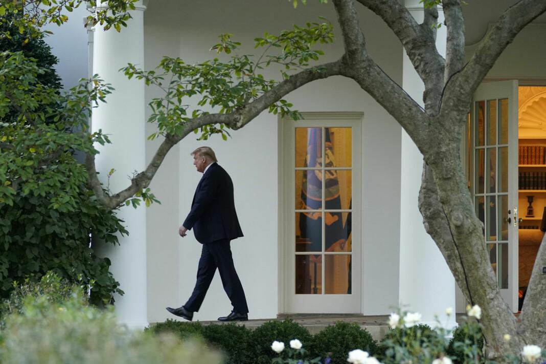 President Donald Trump skal ha avbrutte et intervju han hadde med CBS News og ikke møtt opp for et felles intervju med visepresident Mike Pence med samme kanal.