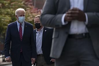 Amerikanske journalister spør seg om de har vært for snille i dekningen av Joe Biden