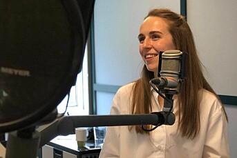 Det rareste Ruth Einervoll Nilsen har gjort på jobb: partert ein lammeskrott på lufta på NRK P1 og lodda ut kroppsdelar til lyttarane