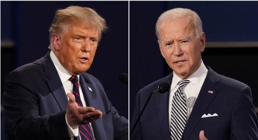 Klare for ny debatt med avskrudde mikrofoner