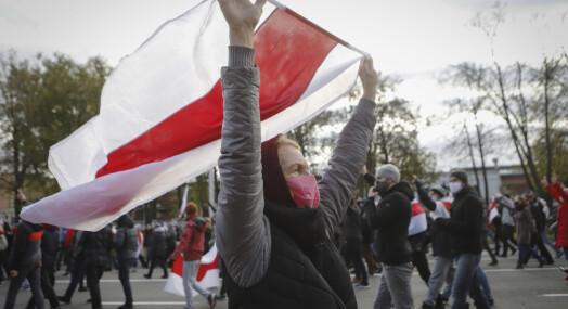 Reportere uten grenser: 300 pressefolk pågrepet i Hviterussland