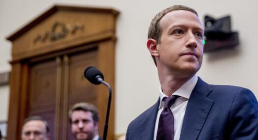 Facebook og Twitter må vitne i Senatet