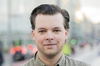 Torstein Bøe er ansatt som ny multimedial fotojournalist i NTB