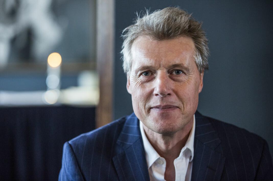Konsernsjef Dag Sørsdahl sier at sluttpakketilbudene Aller Media har sendt ut til sine ansatte over 60 år, er frivillige.